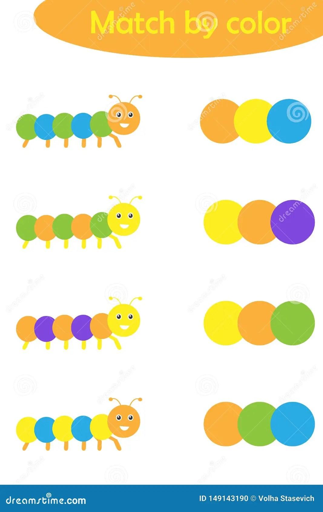 Color Concept Worksheet