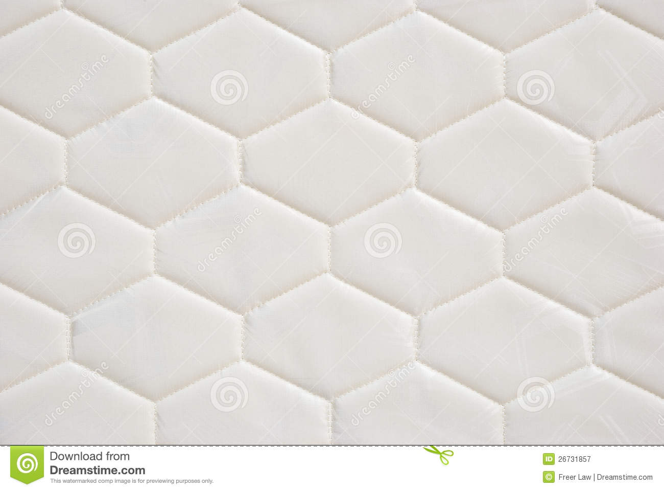 Mattress pattern stock image Image of rest cushioned