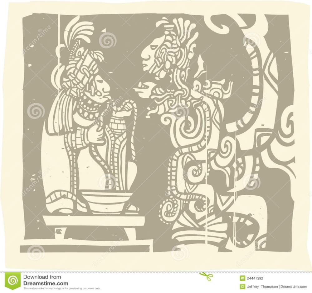 medium resolution of maya priest vision