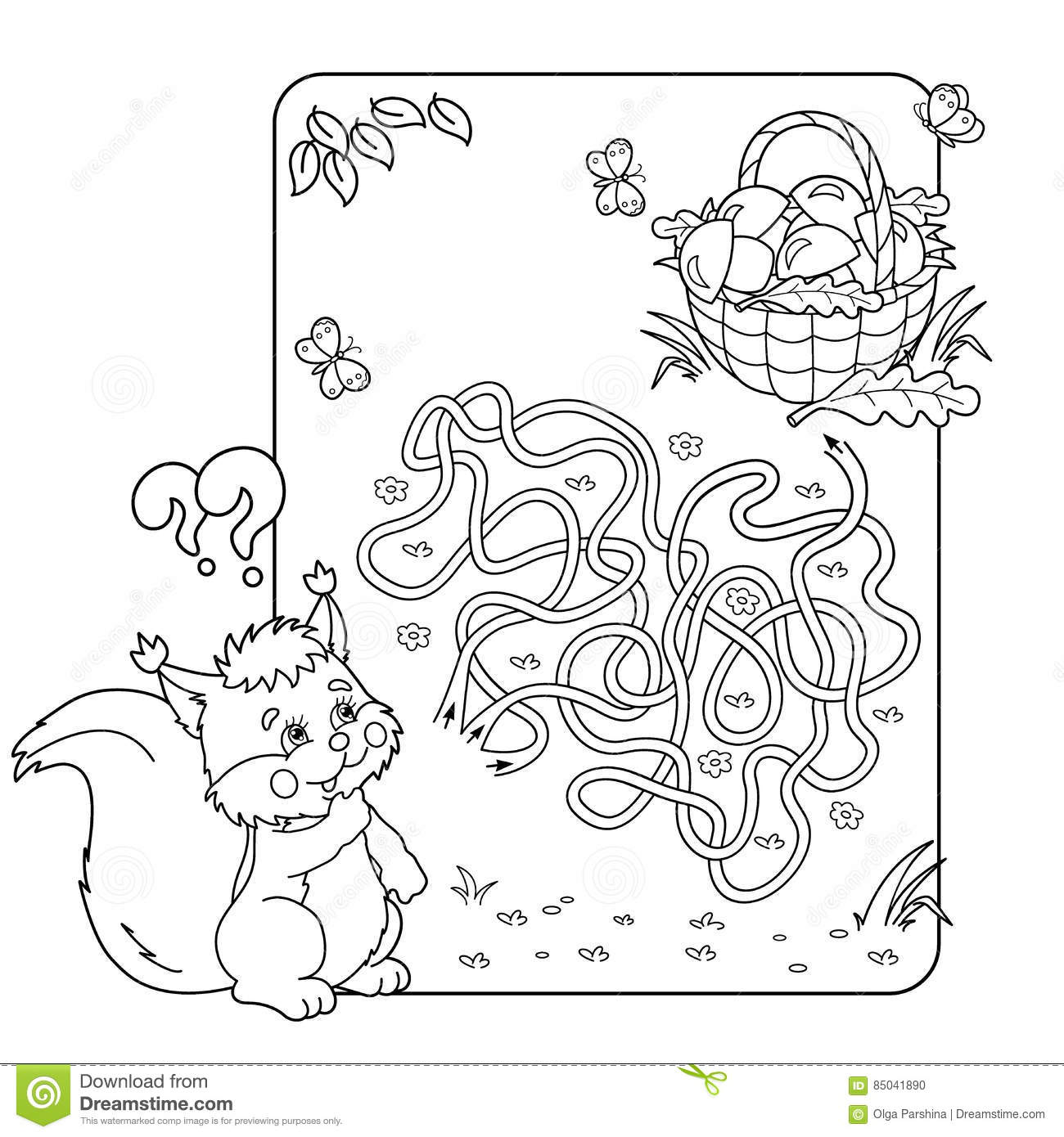 Tangled Ball Of Emotions Grief Sketch Coloring Page