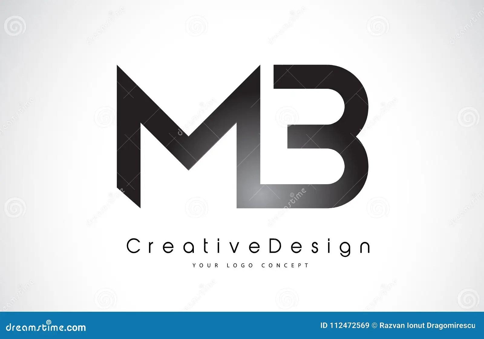 mb m b letter