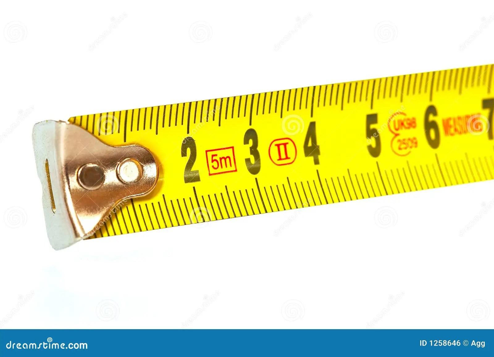 Measure Ruler Royalty Free Stock Image
