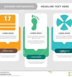 medical business infographic template the concept is option step with full color icon can be used for foot diagram infograph chart business presentation or  [ 1300 x 1131 Pixel ]
