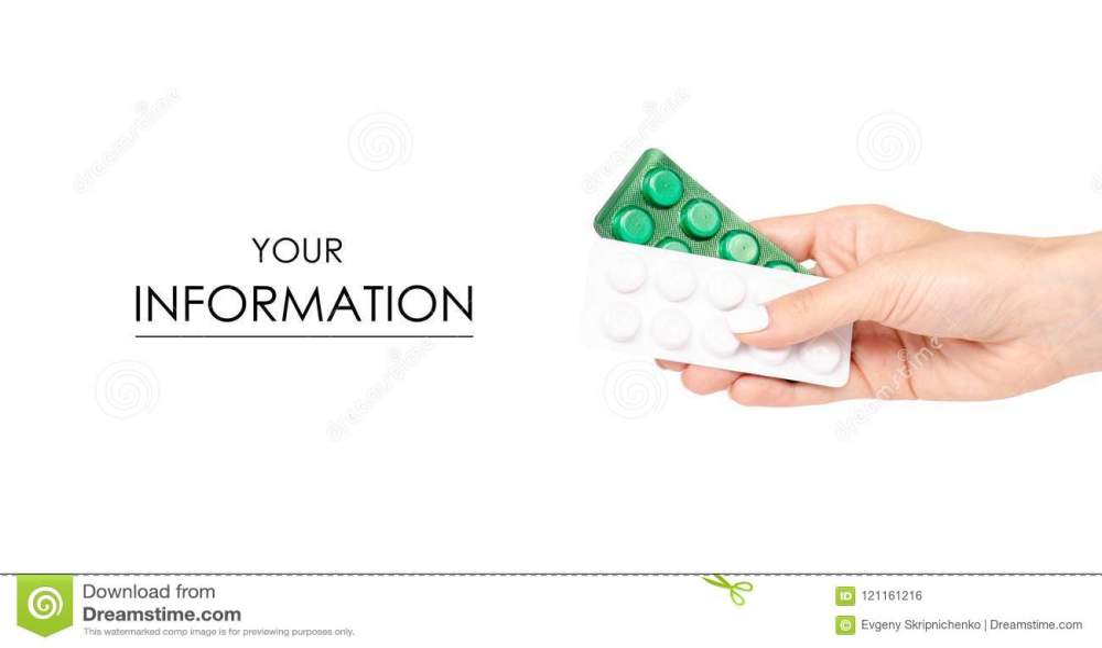 medium resolution of medicine pills in blister drug tablets in hand pattern