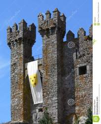 medieval castle towers preview dreamstime