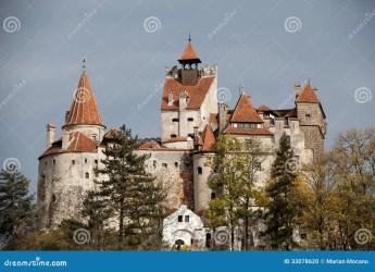medieval castle romania bran castles