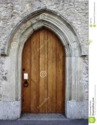 Medieval Front Door Royalty Free Stock Photography - Image ...
