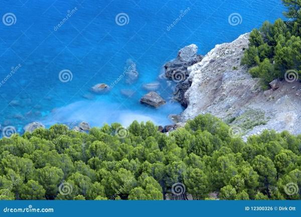 Mediterranean Bay / Majorca Royalty Free Stock Image ...