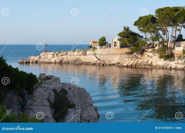 Mediterranean Bay Sea Stock Photography - Image: 31272072