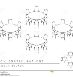 meeting room setup layout configuration banquet rounds style [ 1300 x 1065 Pixel ]