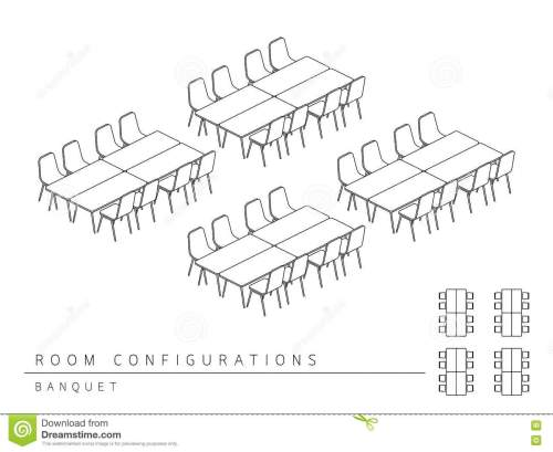 small resolution of meeting room setup layout configuration banquet style