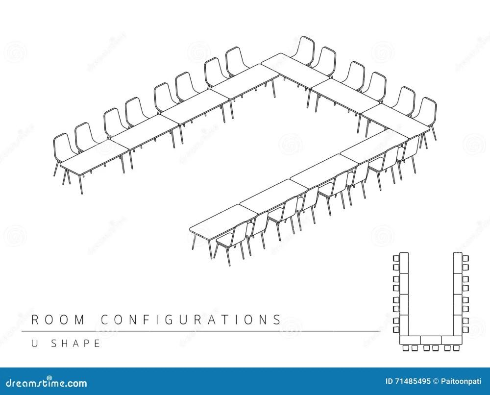 medium resolution of meeting room setup layout configuration u shape style
