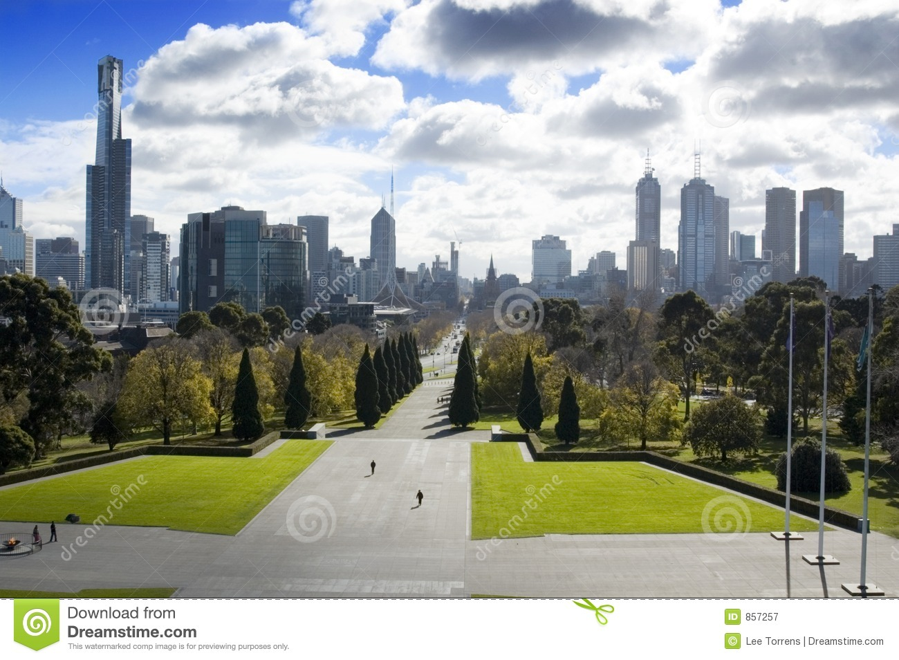 3d Heart Wallpaper Free Download Melbourne City Park Royalty Free Stock Photography Image