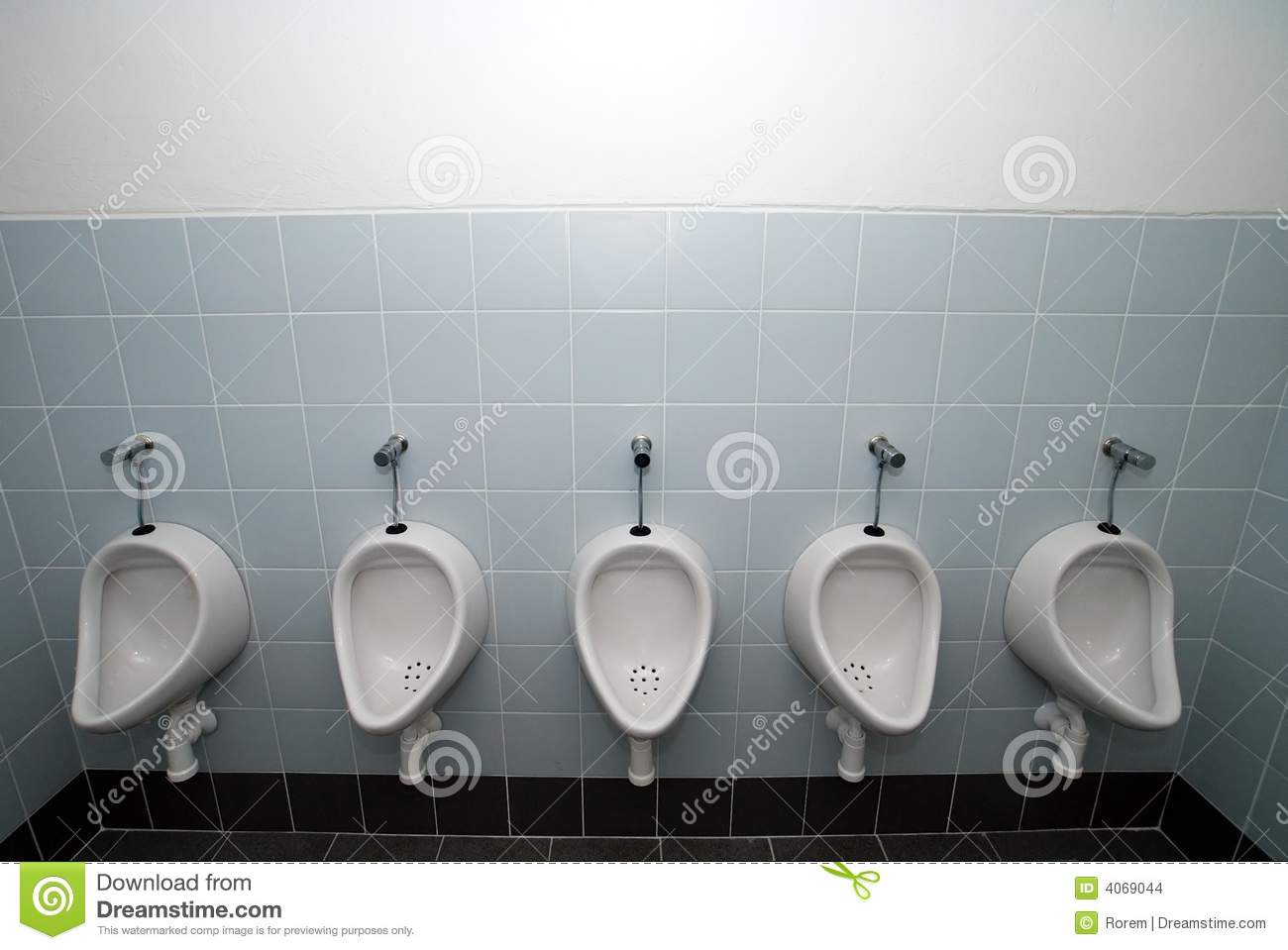 Mens toilet stock photo Image of water toilet urine