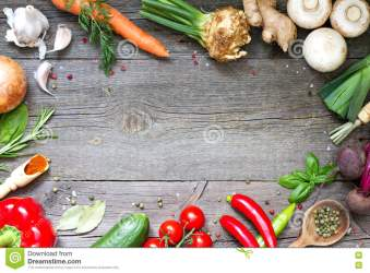 menu food background culinary frame wooden concept cooking preview