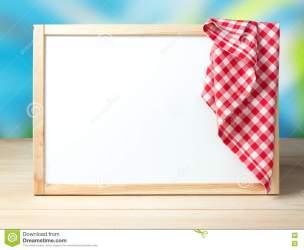 menu background picnic board food frame cloth cafe recipe advertisement business copy service preview