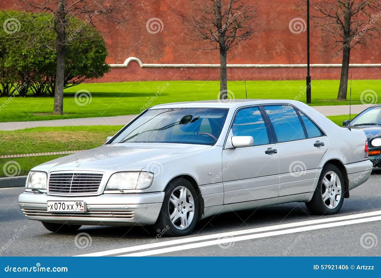 Mercedesbenz W140 Sclass Editorial Photo  Image 57921406