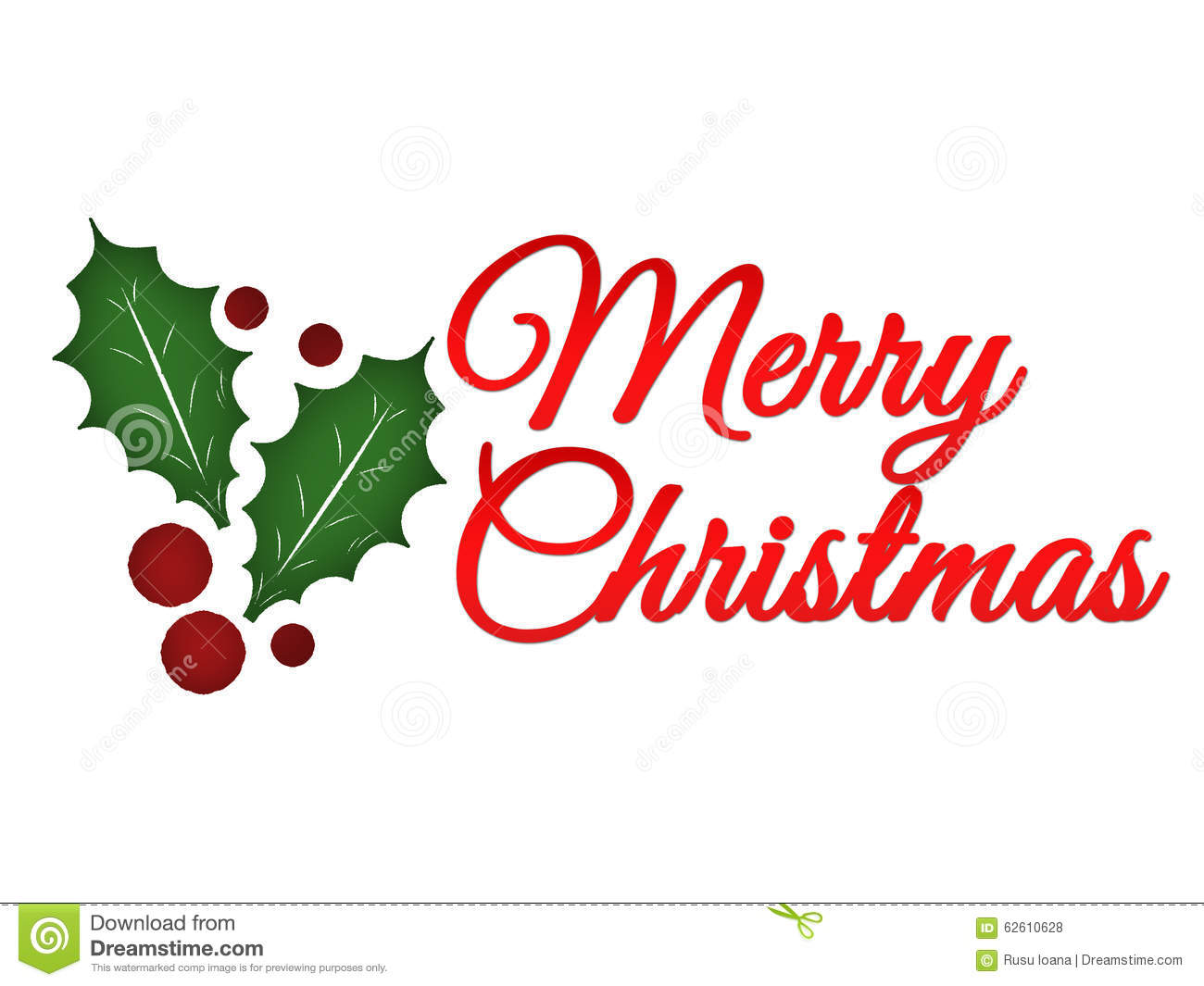 Happy Holidays Clip Art Lettering