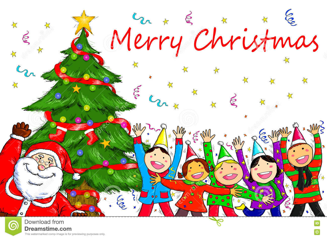 Christmas Drawing Images Easy Drawn Gift Drawing Pencil And In