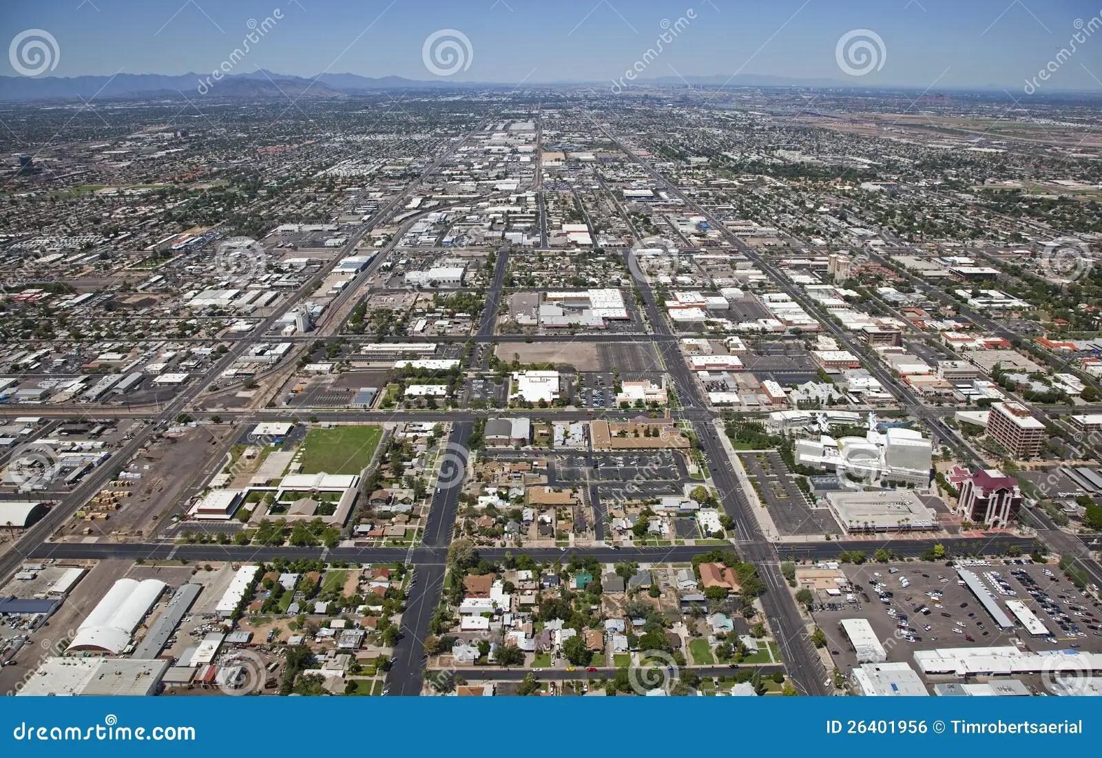 Mesa Arizona Skyline Royalty Free Stock Image  Image 26401956
