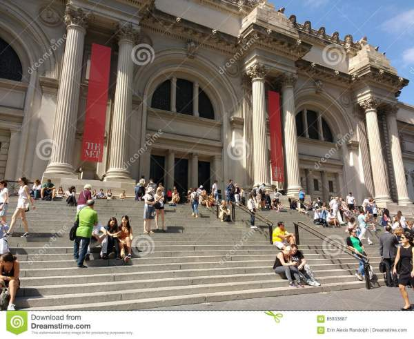Metropolitan Museum Of Art Met York City
