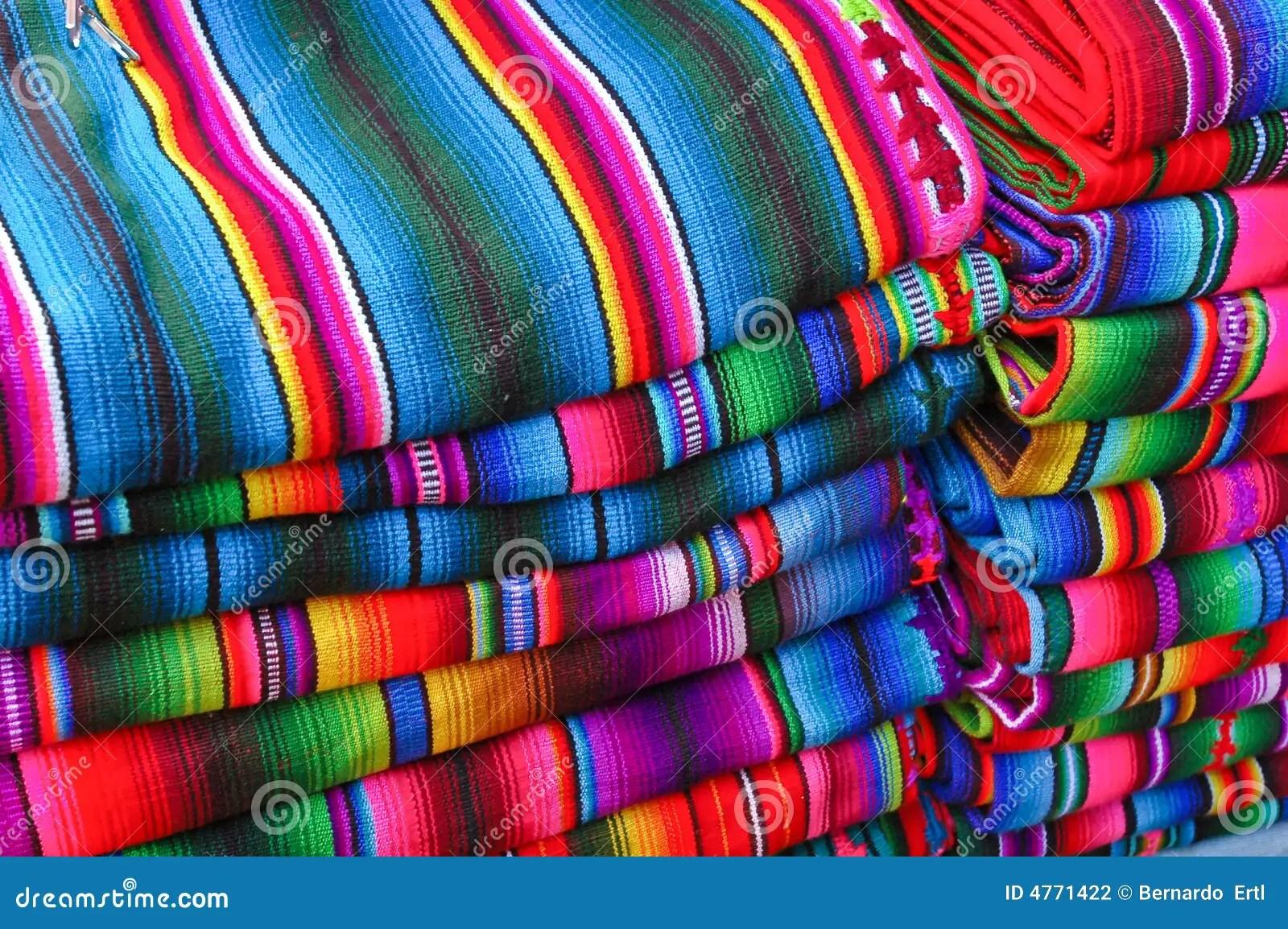 Mexicaanse Dekens stock foto Afbeelding bestaande uit