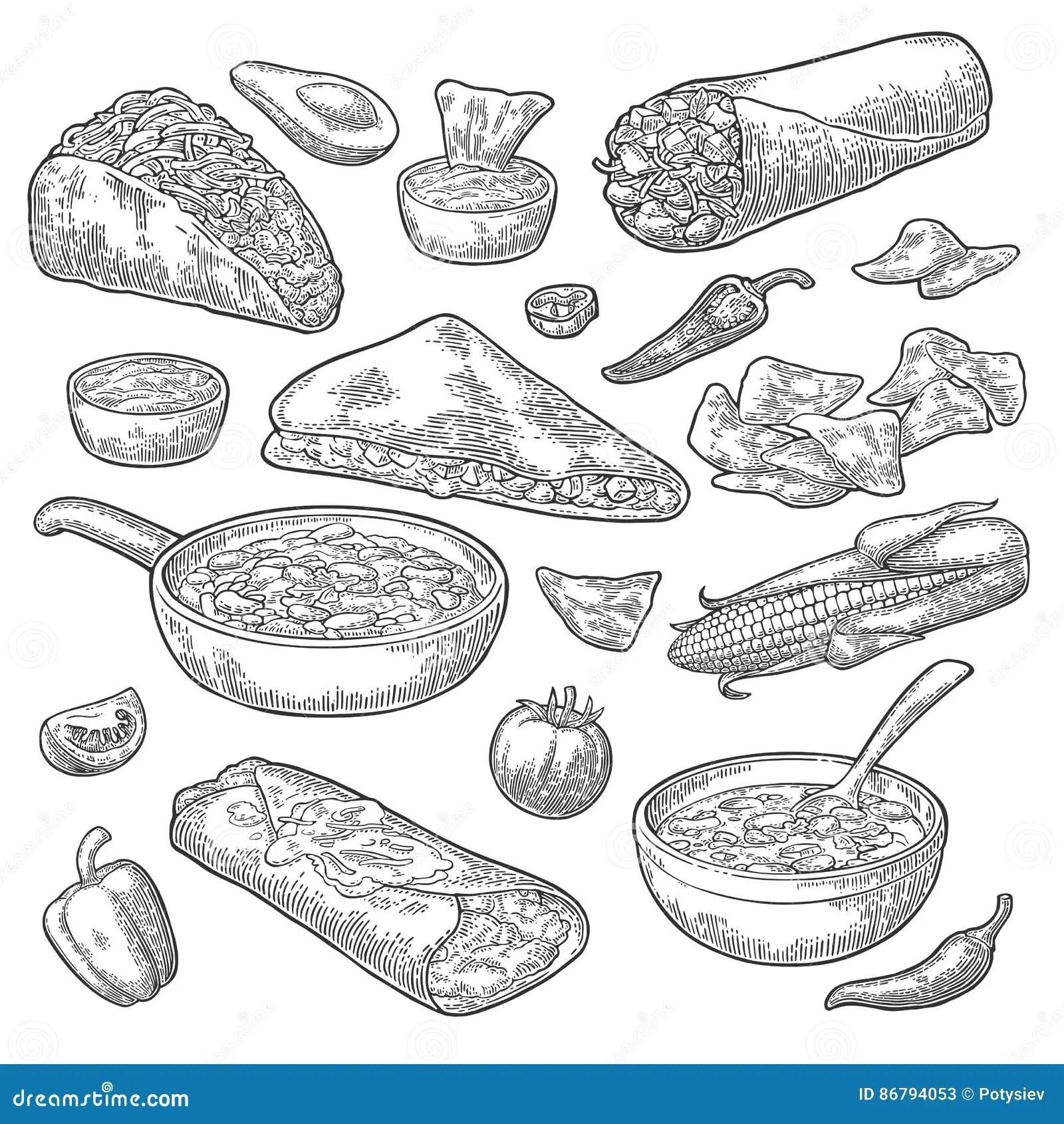 Enchilada Cartoons Illustrations Amp Vector Stock Images