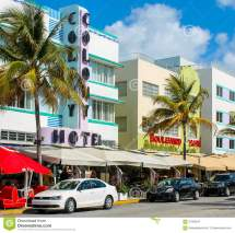 Ocean Drive Miami Beach Hotels