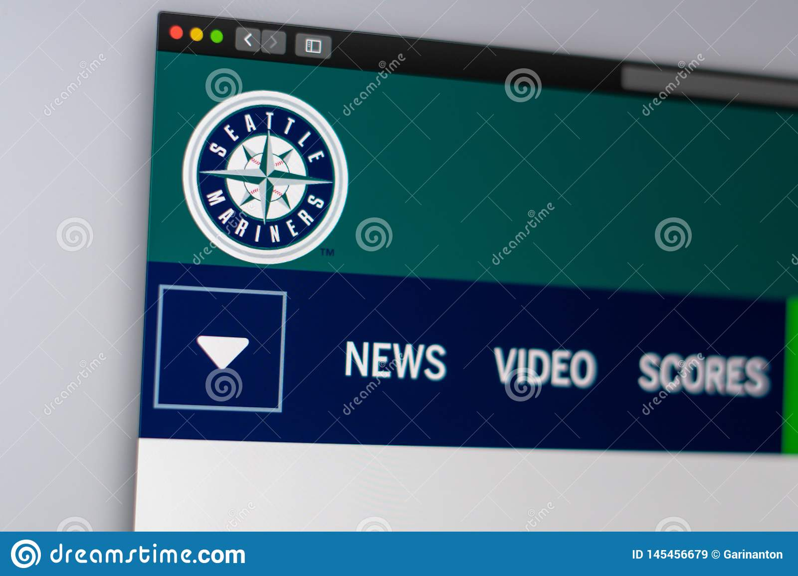 baseball team seattle mariners