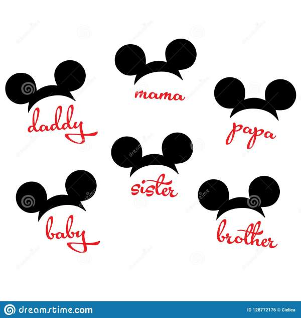 minnie mouse vector # 45