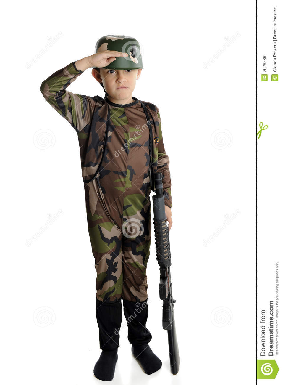 Military Salute Stock Image Image Of White Soldier