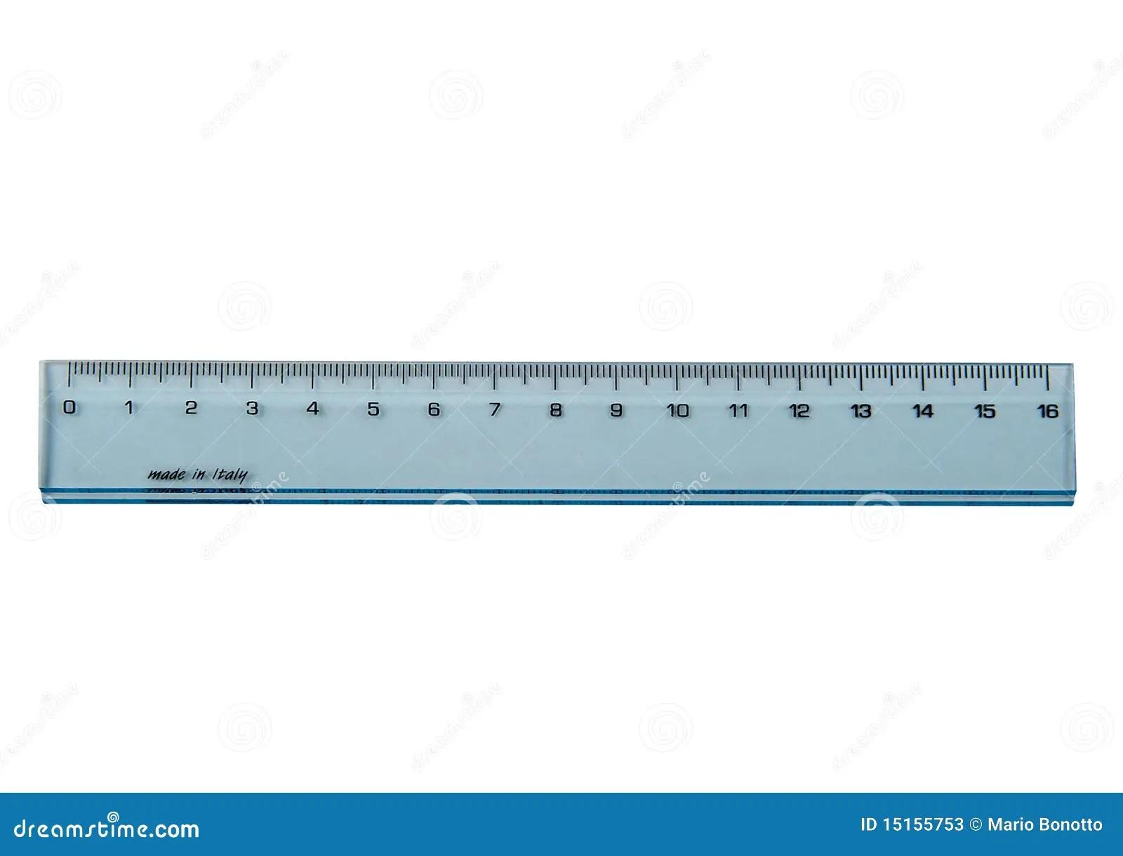 Millimeter Ruler Stock Image Image Of Measurement Technical