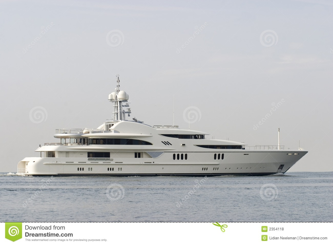Million Dollar Yacht Royalty Free Stock Photos Image