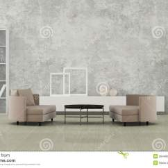 Comfortable Contemporary Sofa Apartment Sofas And Loveseats Minimalist Living Room Royalty Free Stock Photography ...