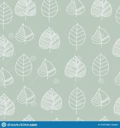 Mint Color Elegant Aesthetic Pastel Seamless Background With Foliage Wedding Pattern In Light Tones Line Art Style Leaves Stock Illustration Illustration of decor color: 151677286