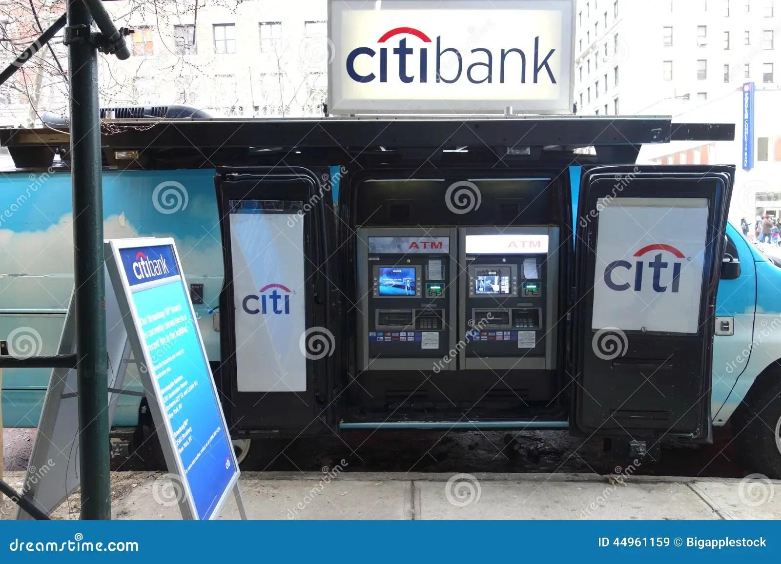 Citi Bank Teller