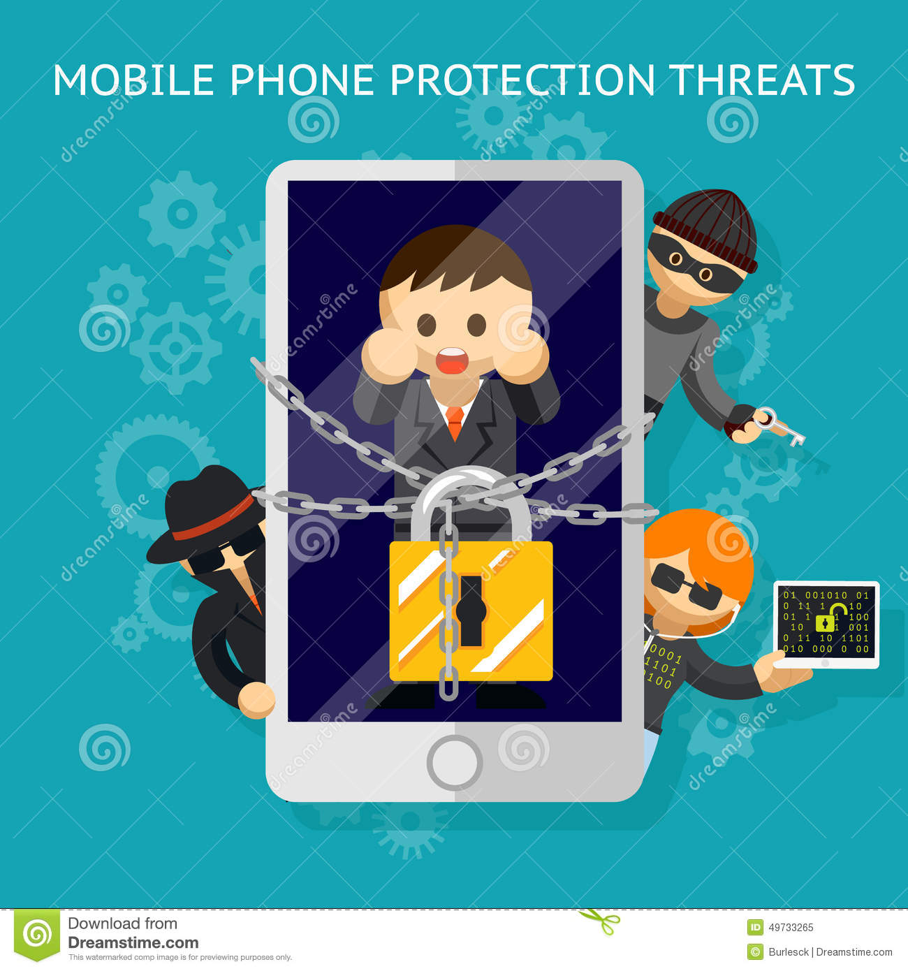 Phone Virus Protection