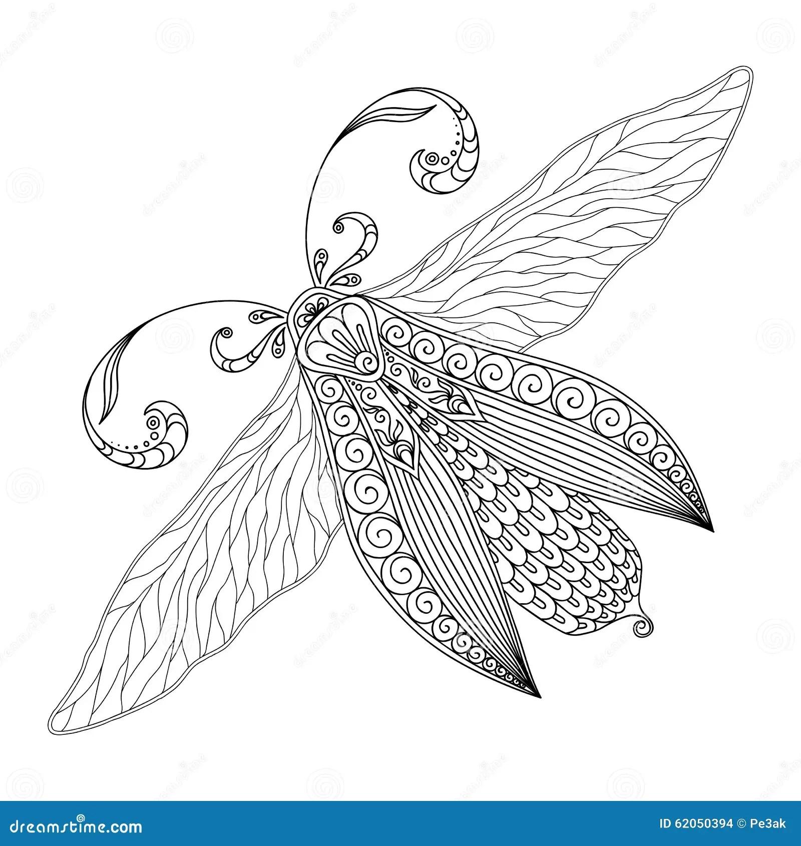 Modele Pour Livre De Coloriage Henna Mehendi Tattoo Style
