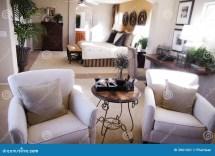 Model Home Interior Design Stock - 2061261