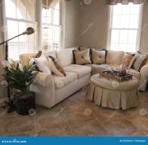 Model Home Interior Design Stock - 2223934