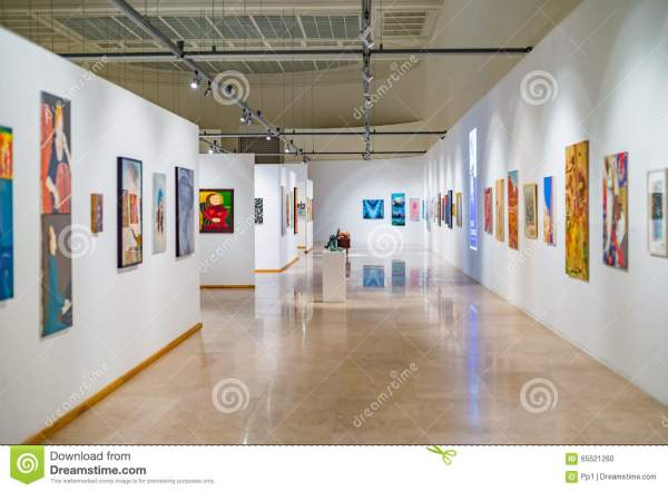 Modern Contemporary Art Gallery