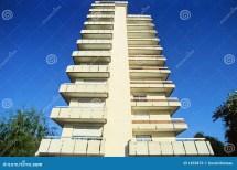 Modern Balcony Royalty Free Stock - 1455879