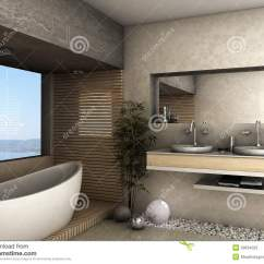 Living Room Themes Modern The Church Kennewick Washington Spa Bathroom Stock Photos - Image: 33634023