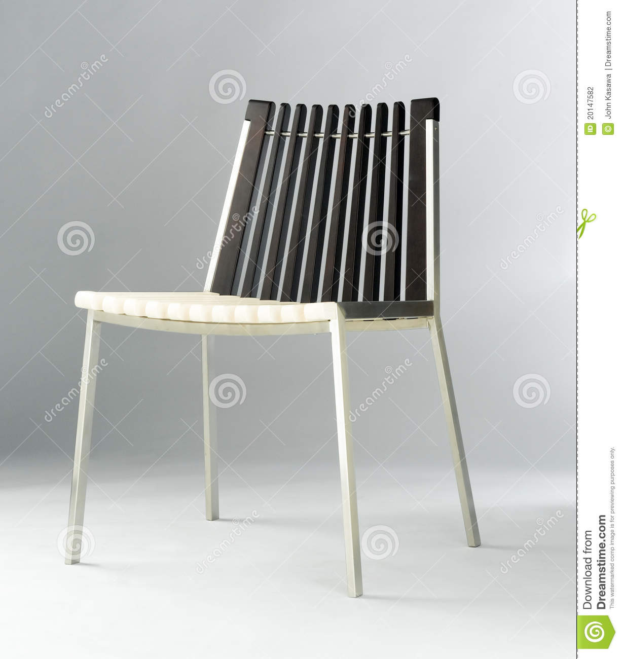 modern steel chair design teak dining chairs uk combination of woods and stock