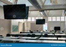 Modern Classroom Royalty Free Stock - 25969329