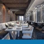 Modern Concept Design Of Restaurant Lounge Stock Illustration Illustration Of Resort Expensive 88818138