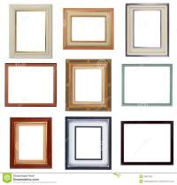 Modern Frames, Photo frame stock image. Image of adorned ...