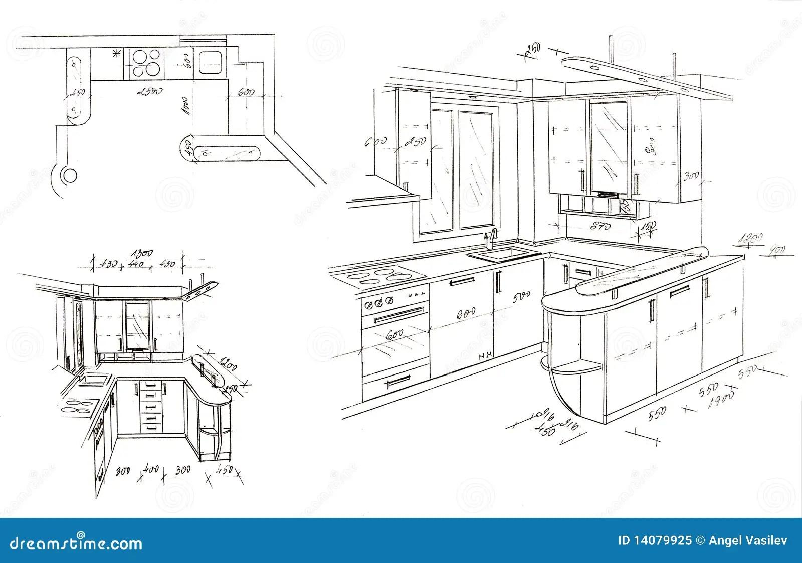 Můj oblíbený domů: Interior design drawing tips
