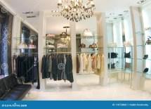 Modern Boutique Interior Design
