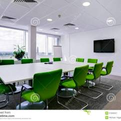 Office Chairs Unlimited Fold Up Wheelchair Modern Boardroom Stock Image. Image Of White, Nobody - 21569557